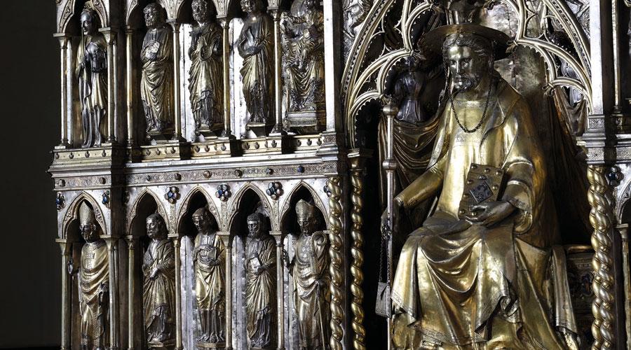 Pistoia Piccola Compostela – L'Altare argenteo di San Iacopo – Avvicinatevi alla Bellezza