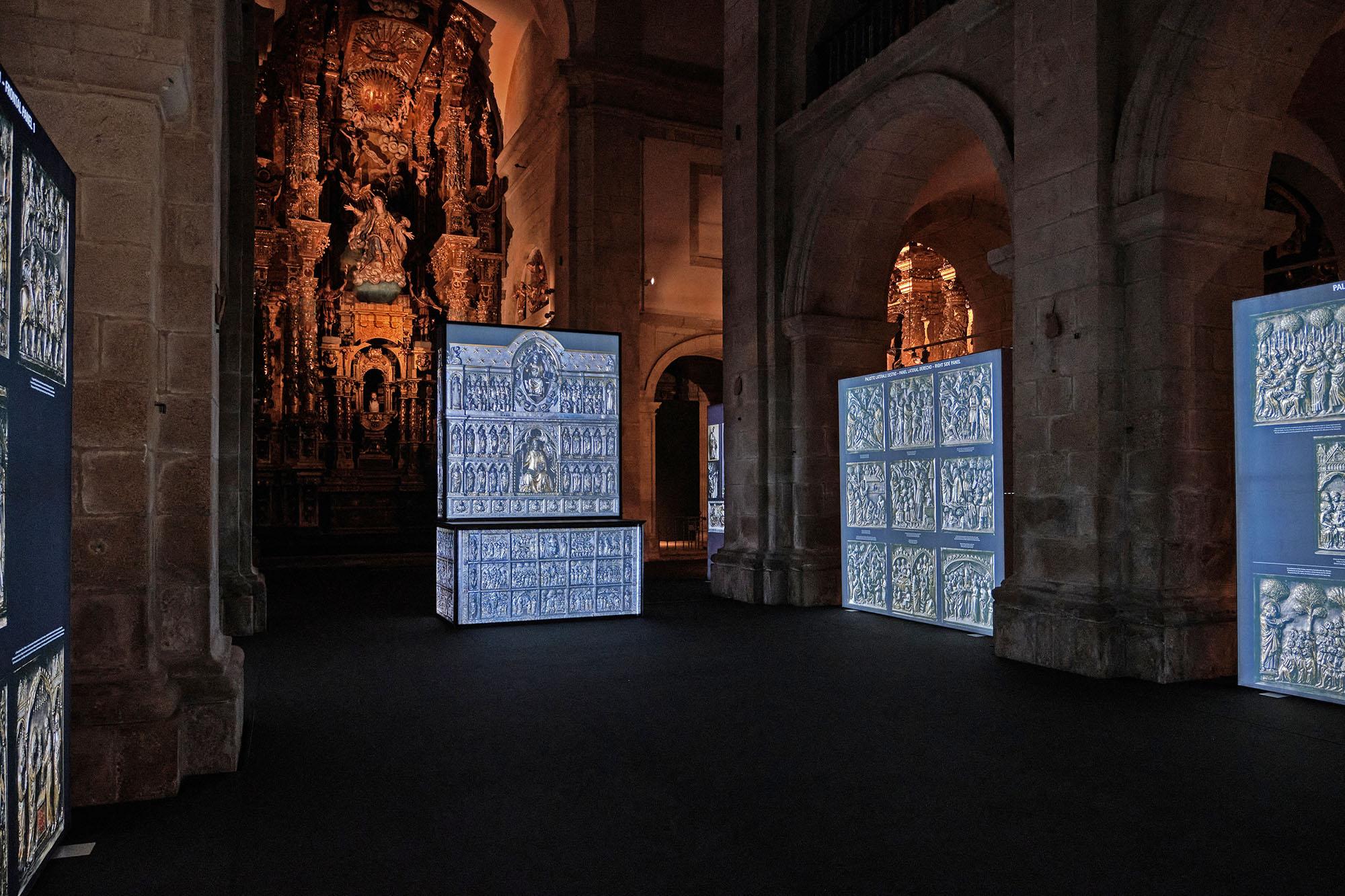 Pistoia Piccola Compostela – L'Altare argenteo di San Jacopo